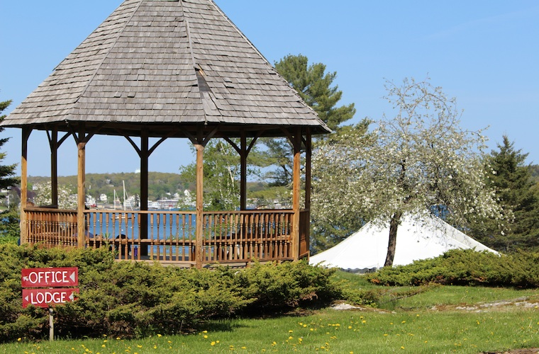 The Gazebo at Harborfields